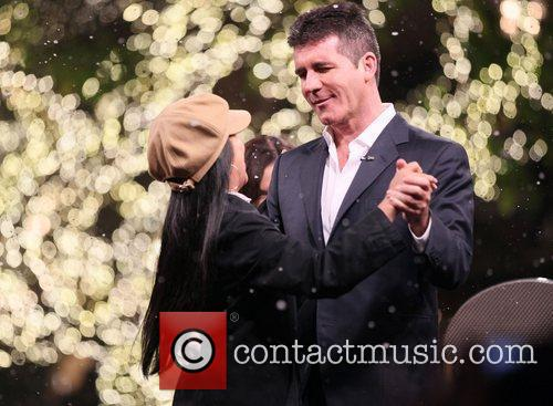 Simon Cowell and The X Factor 7