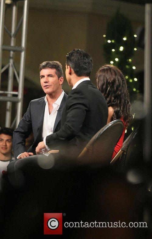 Simon Cowell and The X Factor 1