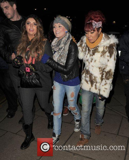 The X Factor, Amelia Lily, Tulisa Contostavlos and x factor 18