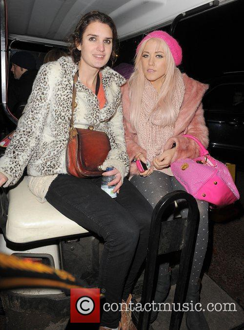 The X Factor, Amelia Lily, Tulisa Contostavlos and x factor 19