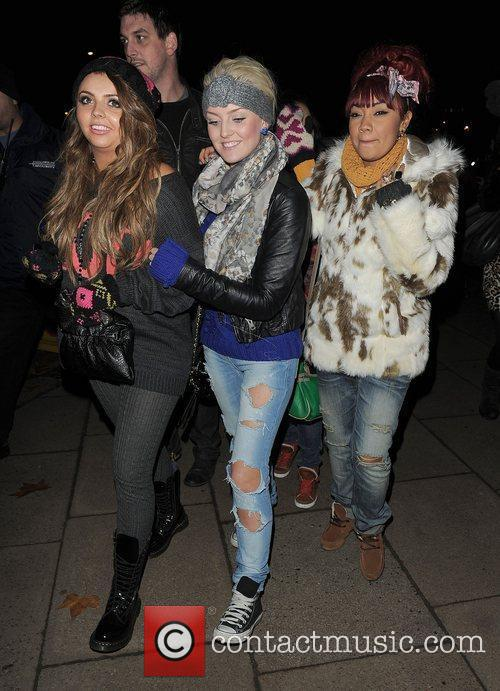 The X Factor, Amelia Lily, Tulisa Contostavlos and x factor 51