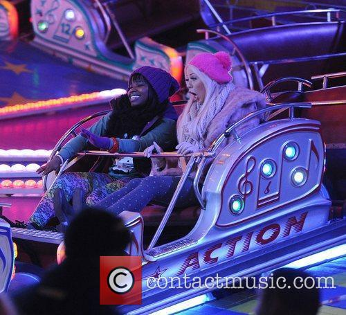 The X Factor, Amelia Lily, Tulisa Contostavlos and x factor 81