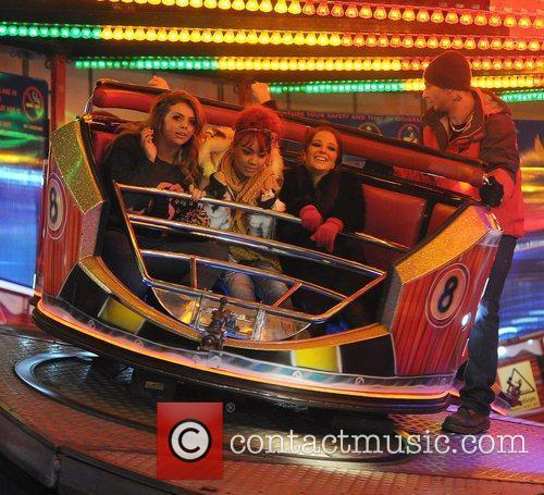 The X Factor, Amelia Lily, Tulisa Contostavlos and x factor 61