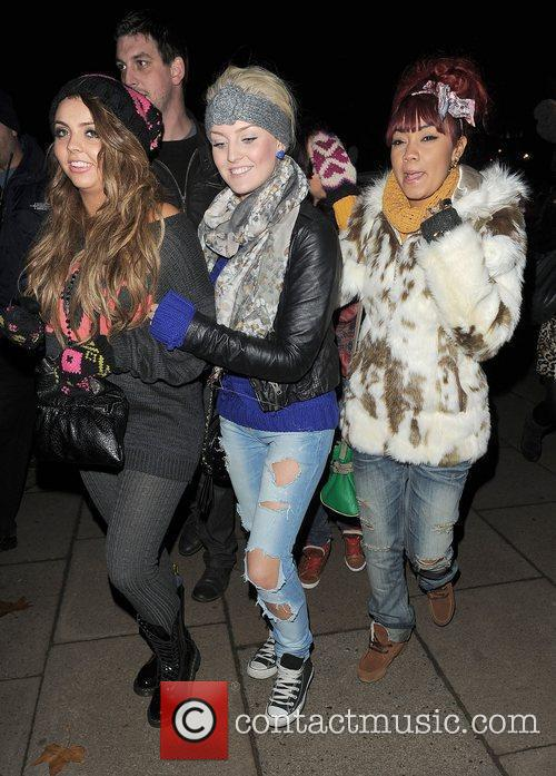 The X Factor, Amelia Lily, Tulisa Contostavlos and x factor 70