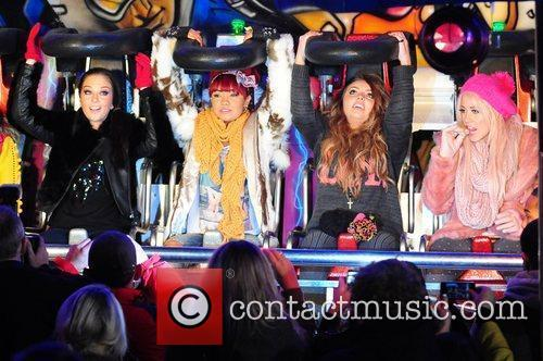 Tulisa Contostavlos, Amelia Lily, The X Factor and X Factor 4