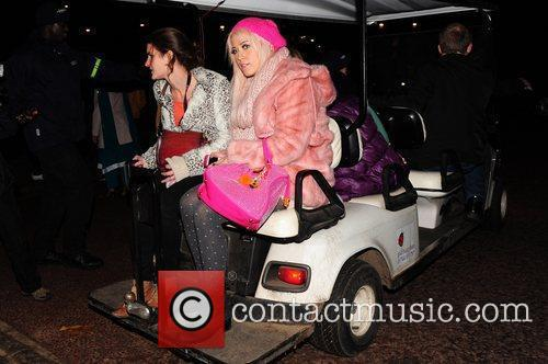 The X Factor, Amelia Lily and x factor 1