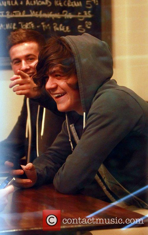 Frankie Cocozza, Andrew Merry 'X Factor Finalist' at...