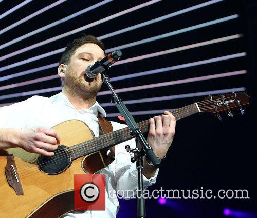 Matt Cardle performances from the opening night of...