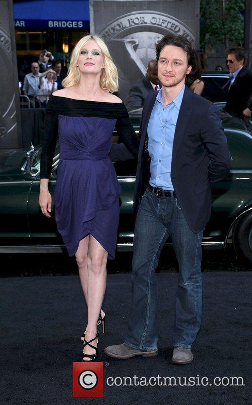 January Jones and James Mcavoy 6