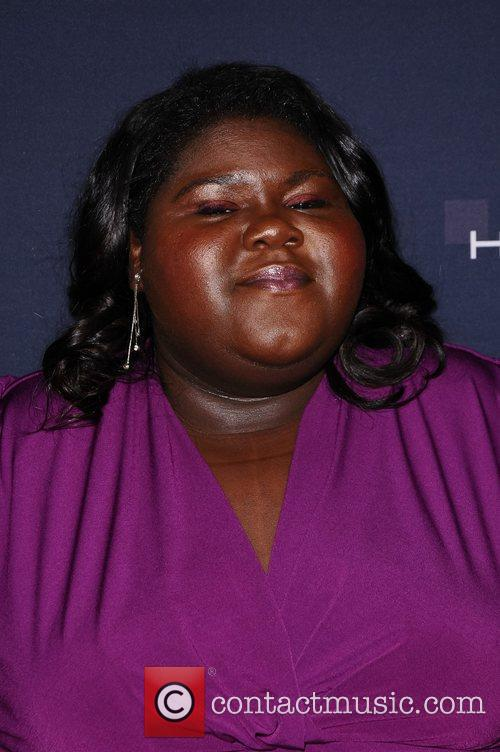 Gabourey Gabby Sidibe Premiere of Yelling To The...