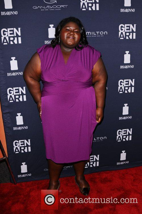 Gabourey Sidibe  Premiere of Yelling To The...