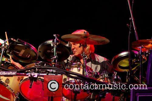 Alan White and Coliseu Dos Recreios