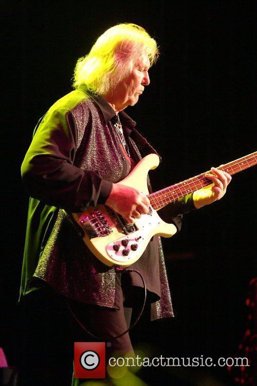 Chris Squire Yes perform live at the HMV...