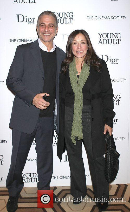 New York City screening of 'Young Adult' at...