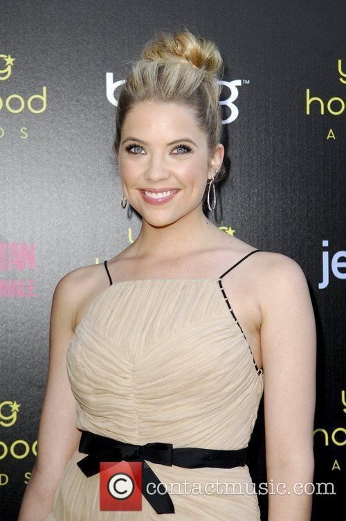 Ashley Benson The 13th Annual Young Hollywood Awards...