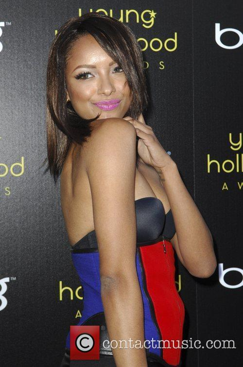 Kat Graham The 13th Annual Young Hollywood Awards...