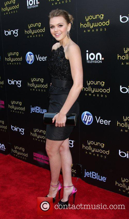 Aimee Teegarden The 13th Annual Young Hollywood Awards...