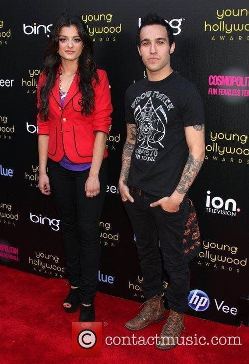 Bebe Rexha and Pete Wentz The 13th Annual...