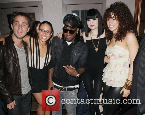 Anthony Hall, Elle Varner, Fame, Jessie J, Daisha...