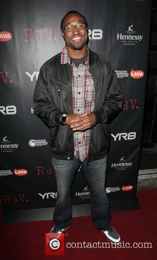 Robert Johnson attends YRB magazine issue release party...