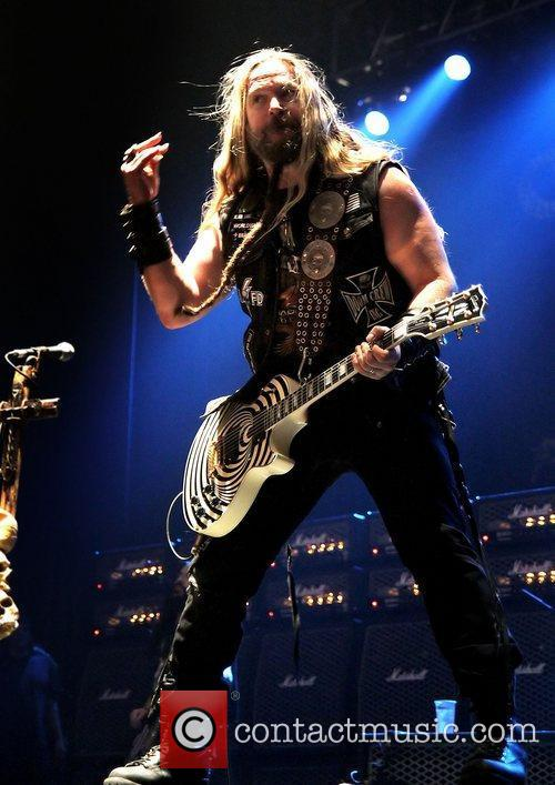 Zakk Wylde, Black Label Society and Manchester Apollo 12