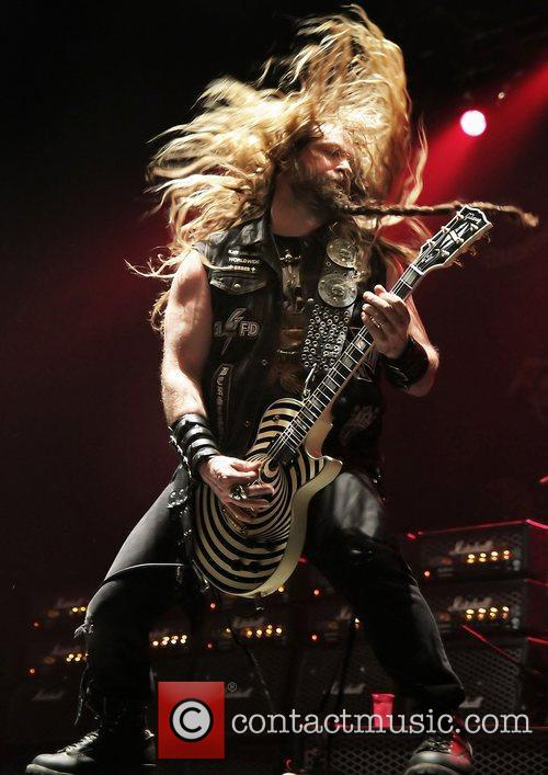 Zakk Wylde, Black Label Society and Manchester Apollo 13