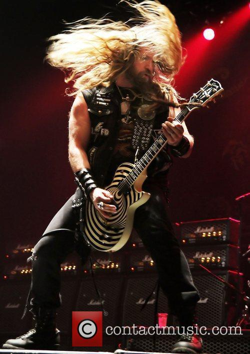 Zakk Wylde, Black Label Society and Manchester Apollo 7