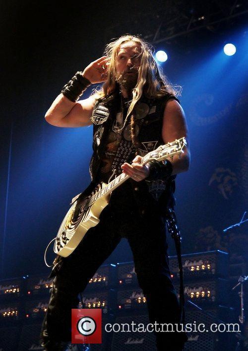 Zakk Wylde, Black Label Society and Manchester Apollo 16