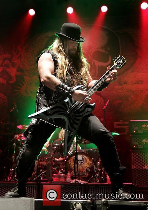 Zakk Wylde, Black Label Society and Manchester Apollo 9