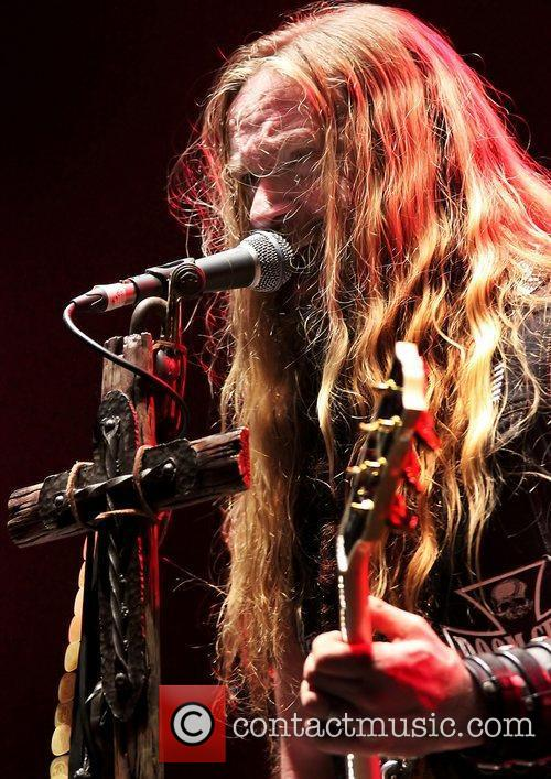 Zakk Wylde, Black Label Society and Manchester Apollo 25