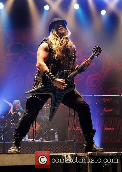 Zakk Wylde, Black Label Society and Manchester Apollo 8