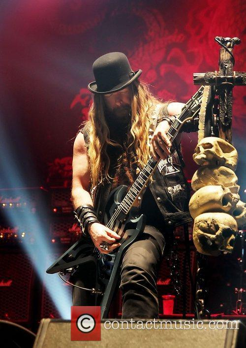 Zakk Wylde, Black Label Society and Manchester Apollo 11