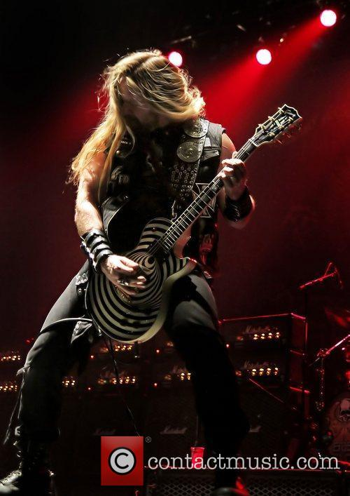 Zakk Wylde, Black Label Society and Manchester Apollo 6