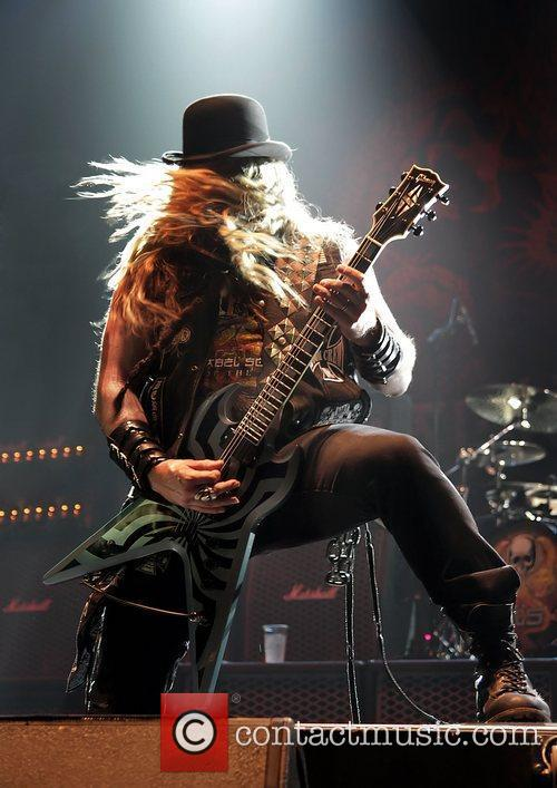 Zakk Wylde, Black Label Society and Manchester Apollo 14