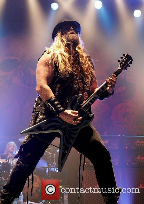 Zakk Wylde, Black Label Society and Manchester Apollo 15