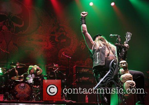 Zakk Wylde, Black Label Society and Manchester Apollo 4