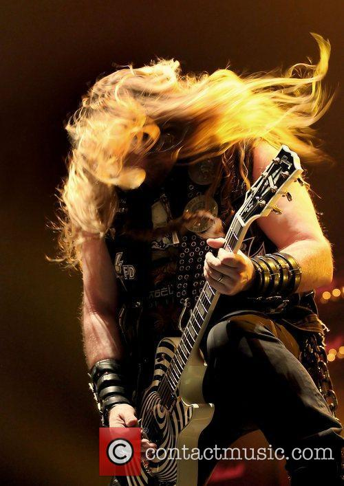 Zakk Wylde, Black Label Society and Manchester Apollo 19