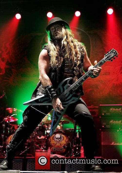 Zakk Wylde, Black Label Society and Manchester Apollo 22