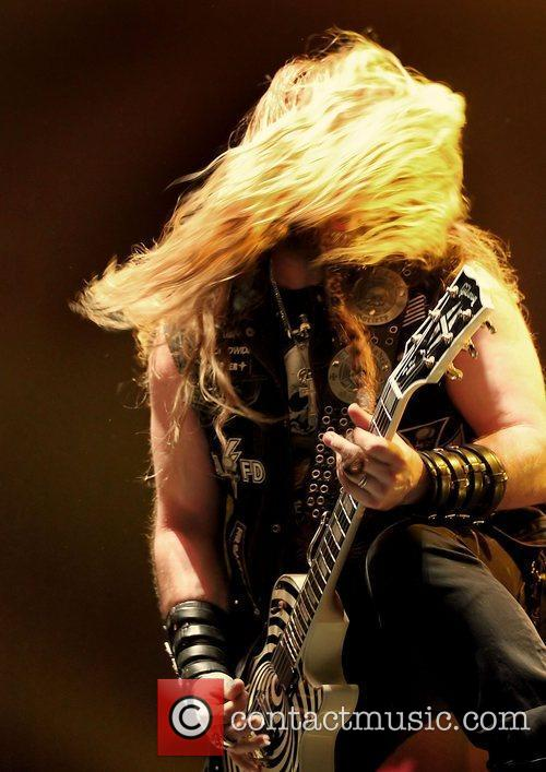 Zakk Wylde, Black Label Society and Manchester Apollo 2