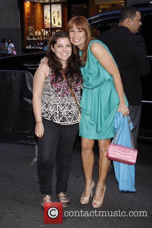 Ally Shapiro and her mom Jill Zarin World...