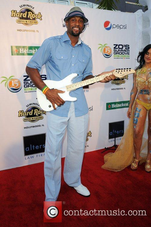 Alonzo Mourning  Zo's Summer Groove Hard Rock...