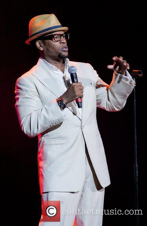 D. L. Hughley at Zo's Summer Groove Hard...
