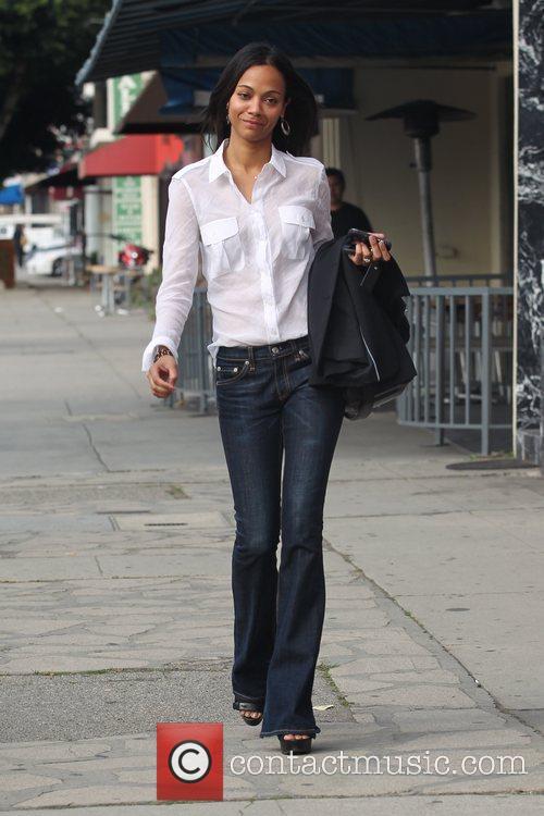 Zoe Saldana 5