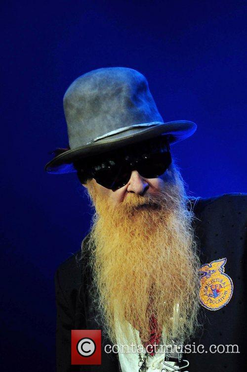 Billy Gibbons and Zz Top 11