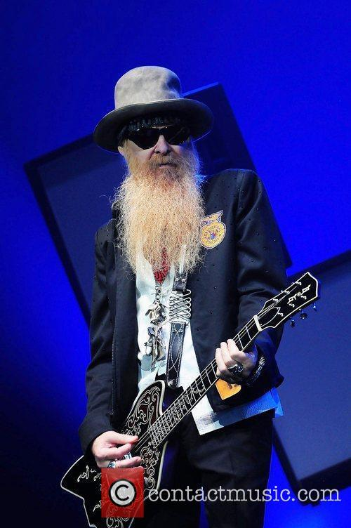 Billy Gibbons and Zz Top 3