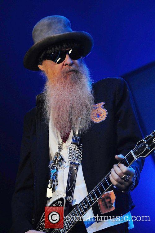 Billy Gibbons and Zz Top 4