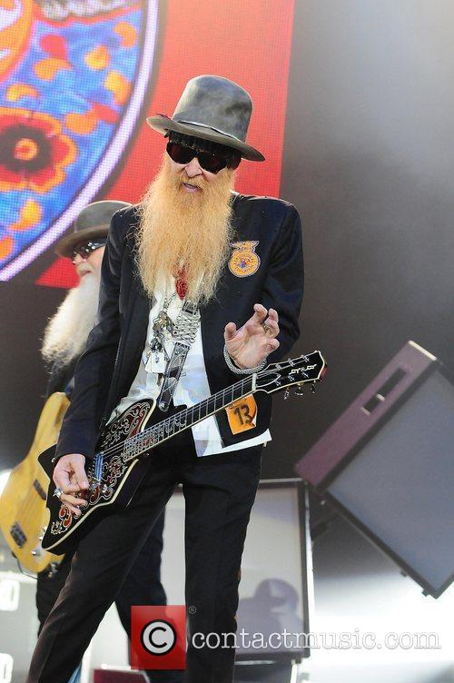 Billy Gibbons and Zz Top 5