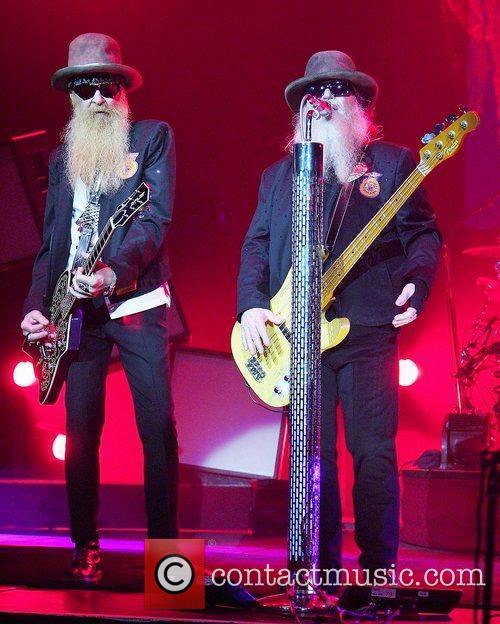 Billy Gibbons, Dusty Hill and Zz Top 10