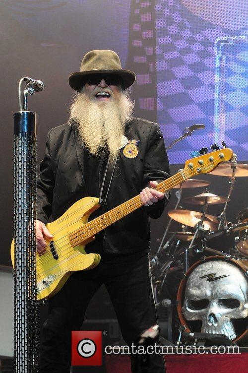 Dusty Hill and Zz Top 3