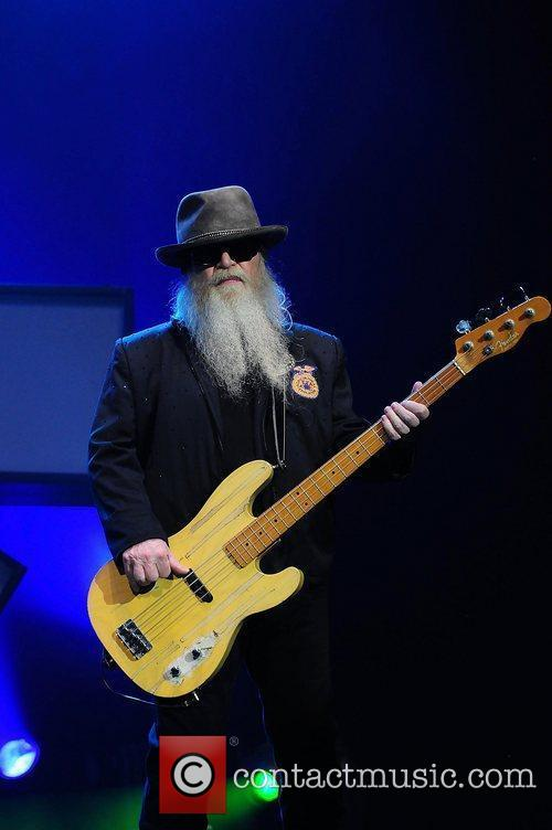 Dusty Hill and ZZ Top 12